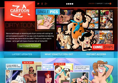 Sites pour Cartoon porn