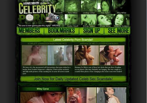 celebrity porn web site Celebrity category of site reviews of the best Celebrity sites.