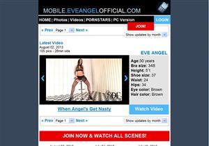 Eve Angel Mobile