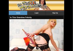 Is That Grandma Mobi