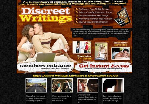 Discreet Writings
