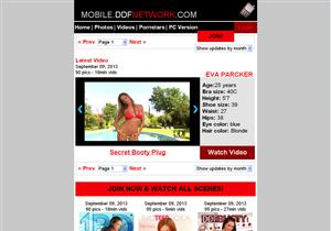 Mobile DDF Network