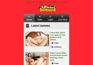 Latin Sex Lovers Mobile